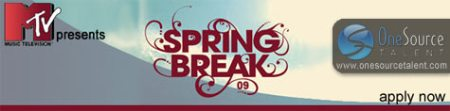MTV Spring Break Casting